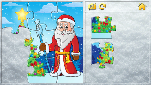 Christmas Puzzles for Kids screenshots 1