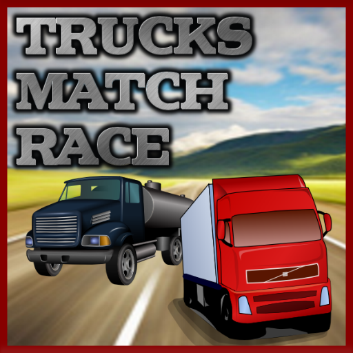 Trucks Match Race Game - Free For PC Windows (7, 8, 10 and 10x) & Mac Computer