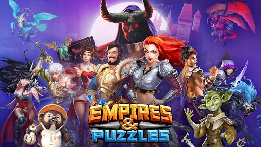 Code Triche Empires & Puzzles: Epic Match 3 (Astuce) APK MOD screenshots 6