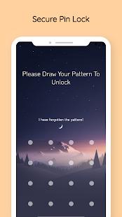 Stars Diary – Journal, Mood, Note, Photo, Pin Lock