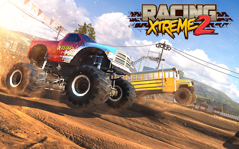 Free Racing Xtreme 2  Top Monster Truck  Offroad Fun 5