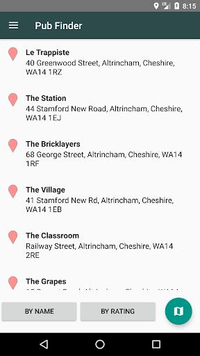 The Pub Finder 1.40 screenshots 4