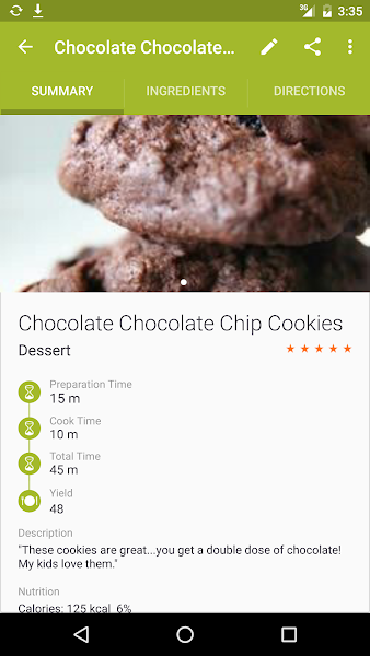 Cookmate APK AD Free