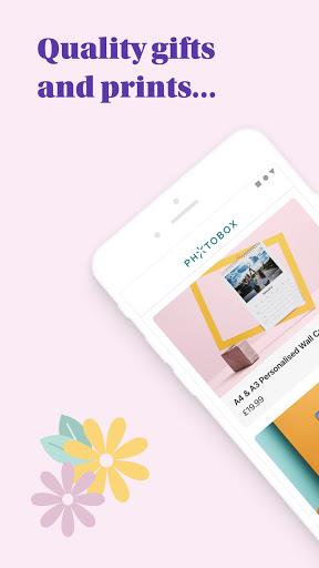 Photobox - Photo Printing, Books, Cards, Canvas android2mod screenshots 2