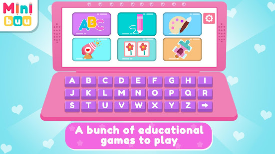 Princess Computer | girl games 1.4 screenshots 1