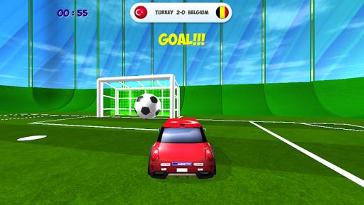 WORLD CAR SOCCER TOURNAMENT 3D 2.2 screenshots 1