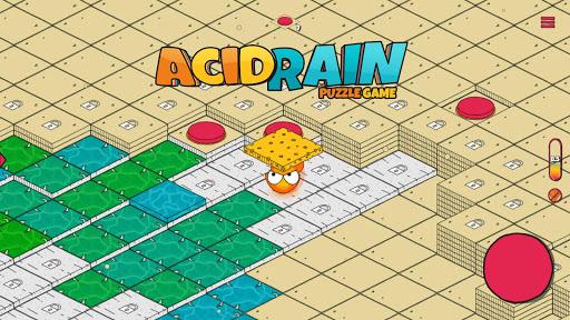 puzzle games escape: acid rain screenshot 2
