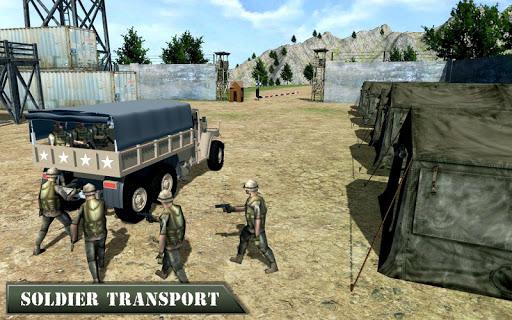 US Army Truck Sim Vehicles 1.1 screenshots 6