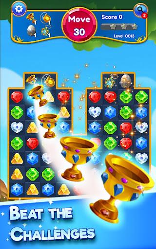 Switch Jewels Match 3: Adventure apkmr screenshots 2