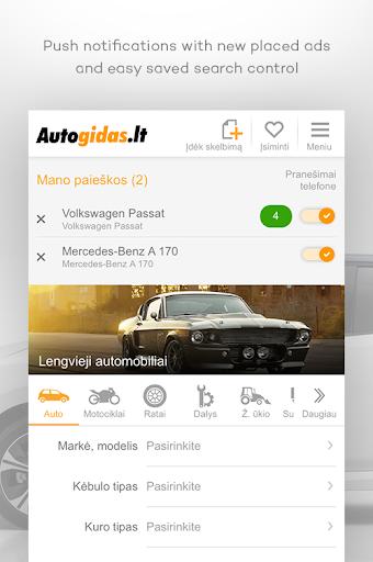 autogidas.lt screenshot 2