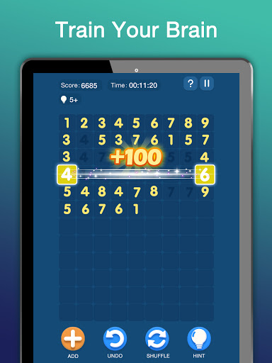 Match Ten - Number Puzzle 0.1.7 screenshots 15