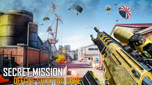 FPS Shooting Games: Army Commander Secret Missions  screenshots 13
