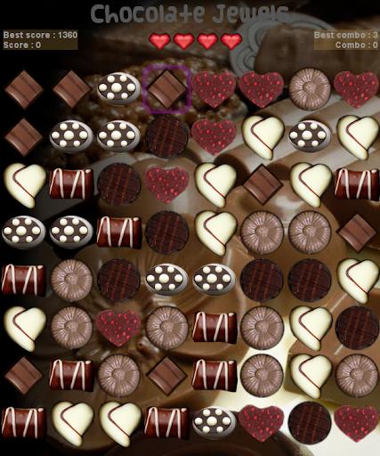 Chocolate Jewels screenshots 12
