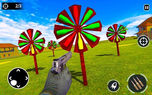 Real Bottle Shoot Expert 3D: Bottle Shooting Games  screenshots 1