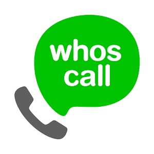 Whoscall The caller ID and block App 6.79 by Gogolook logo