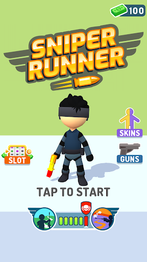 Sniper Runner: 3D Shooting & Sniping 0.7 screenshots 1