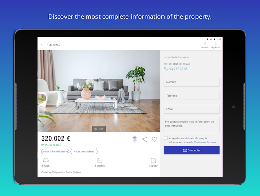 Fotocasa - Rent and sale apktram screenshots 11