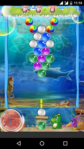bubble crash shoot screenshot 2