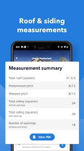 HOVER - Measurements in 3D