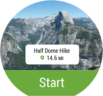 ViewRanger: Trail Maps for Hiking, Biking, Skiing apktram screenshots 4
