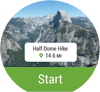 ViewRanger: Trail Maps for Hiking, Biking, Skiing 4