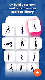 Resistance Bands by Fitify Screenshot