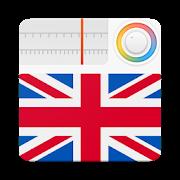 UK Radio Stations Online - English FM AM Music