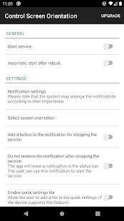 control screen rotation 3.0.2 Screenshots 1