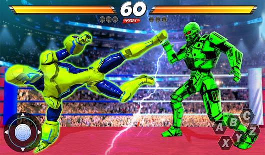 Grand Robot Ring Battle: Robot Fighting Games 5.0.2 Screenshots 11
