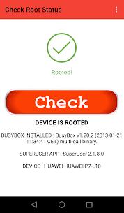 Free Root Checker (Superuser) Apk Download 2021 4