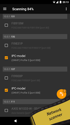 tinyCam Monitor FREE - IP camera viewer 15.0 - Google Play screenshots 5