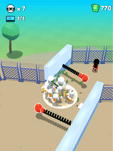 Prison Escape 3D - Stickman Prison Break android2mod screenshots 20