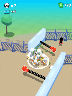 Prison Escape 3D – Stickman Prison Break MOD APK 0.1.7 (Unlimited Money) 12
