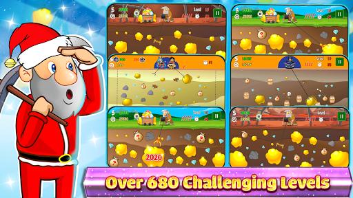 Gold Miner Classic: Gold Rush - Mine Mining Games screenshots 3