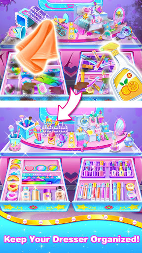 Makeup Kit Cleaning u2013 Makeup Games for Girls 1.2 Screenshots 4
