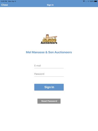 Manasse Auctioneers Live hack tool