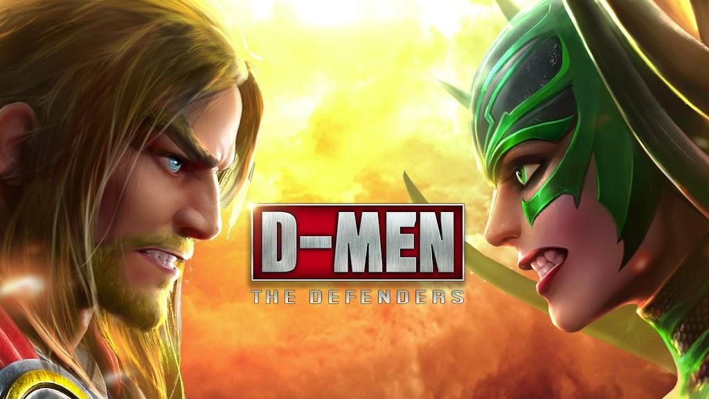 D-MEN:The Defenders poster 14