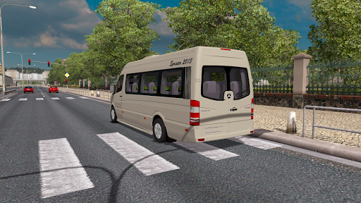 Sprinter Bus Transport Game screenshots 1
