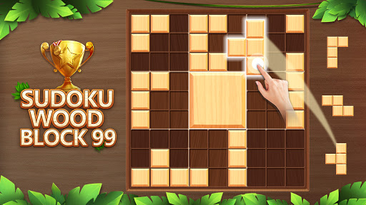 Sudoku Wood Block 99 apktram screenshots 4