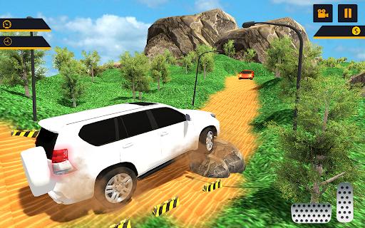 Real Prado Car Games 2020 : Cruiser Car Games 2021 android2mod screenshots 6