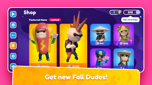 Fall Dudes (Early Access)  screenshots 3