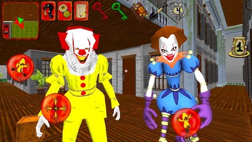 Clown Brothers. Neighbor Escape 3D apkpoly screenshots 8