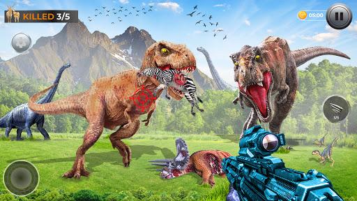 Wild Animal Hunting Clash - New Dino Hunting Games 1.0.57 Screenshots 8