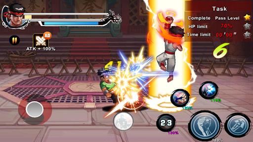 Street Fighting Man - Kung Fu Attack 5 1.0.5.186 screenshots 6