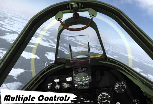 Modern Jet War Planes : Air Fighter Warfare Strike apkpoly screenshots 8