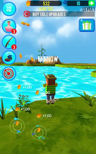 Fishing Clicker Game  screenshots 9