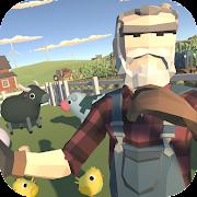 Cute Farm: Merge Tycoon