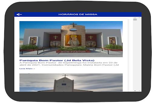 Diocese de Itapetininga screenshot 9