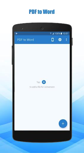 PDF to Word Converter  screenshots 1