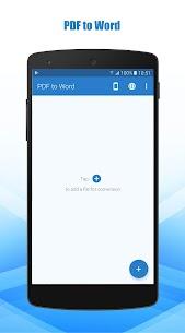 PDF to Word Converter 1